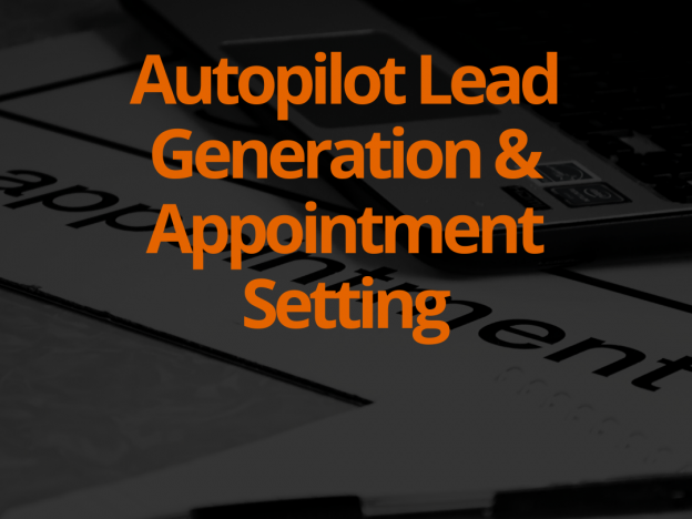 Autopilot Lead Generation And Appointment Setting course image