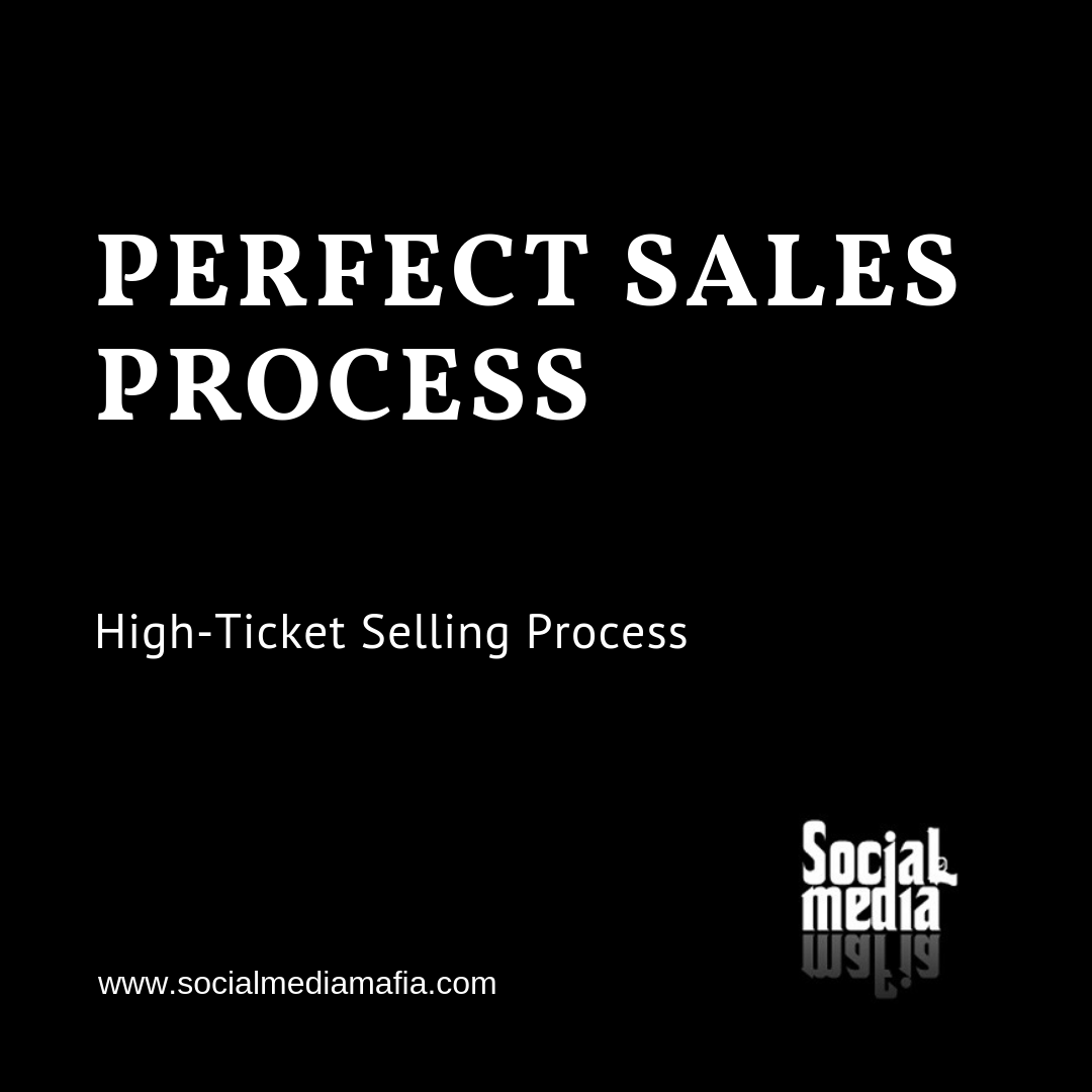 Perfect Sales Process course image