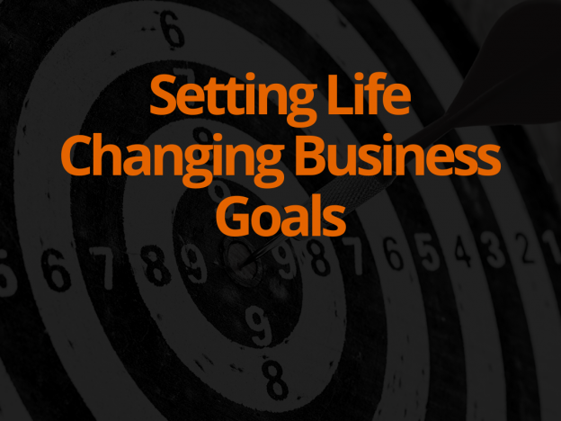 Setting Life Changing Goals course image