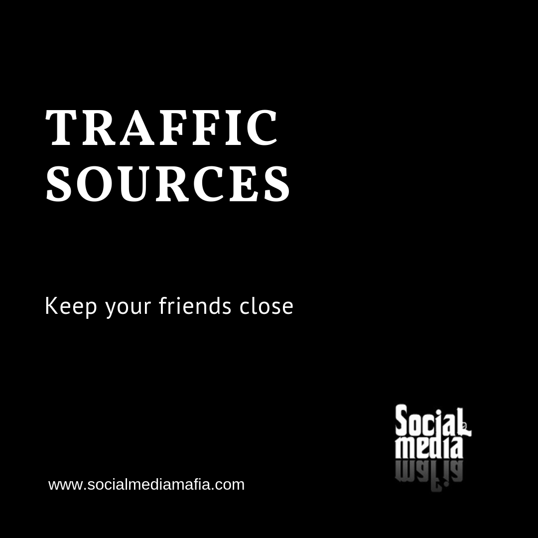 Traffic Sources course image